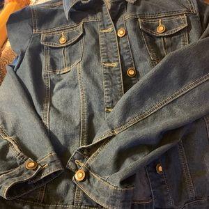 Christopher & Banks Denim Jacket